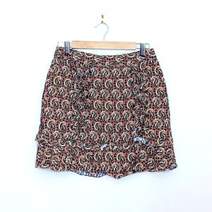 THE EAST ORDER~ Alix Paisley Skirt